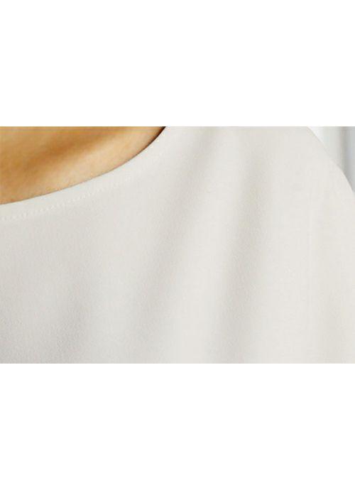 着用イメージ 169cm ライトグレー