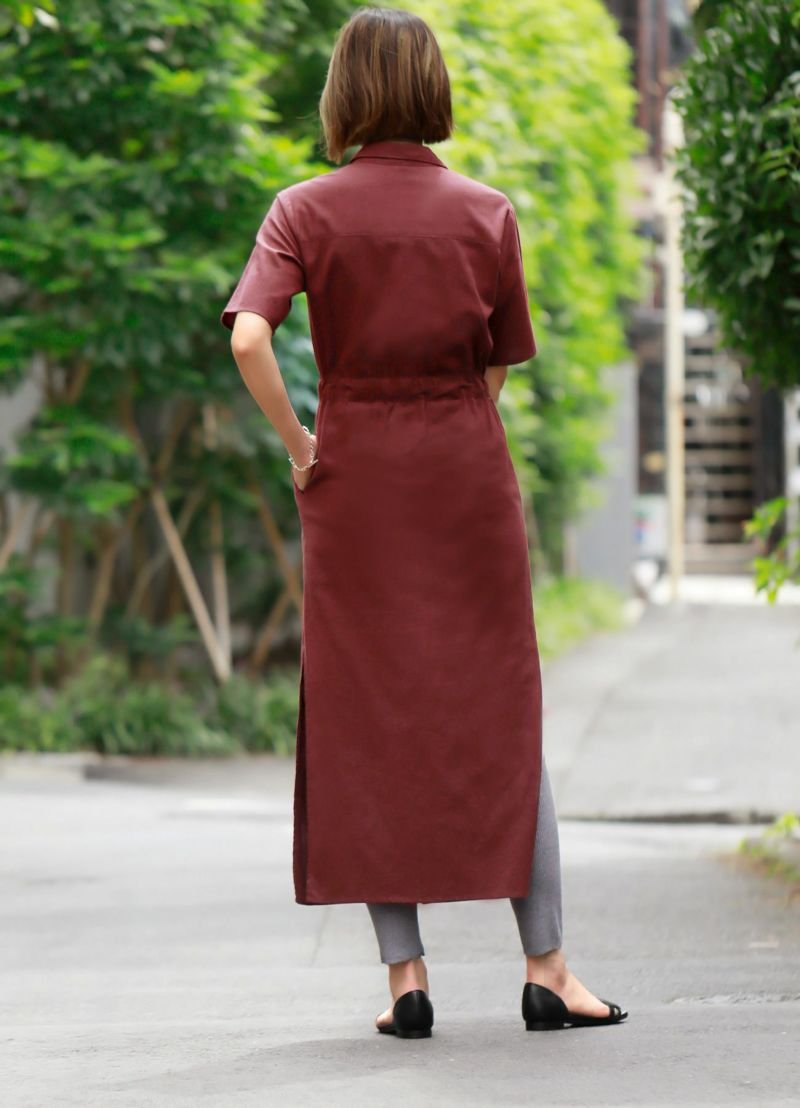 着用イメージ 167cm グレーミックス M-Lサイズ