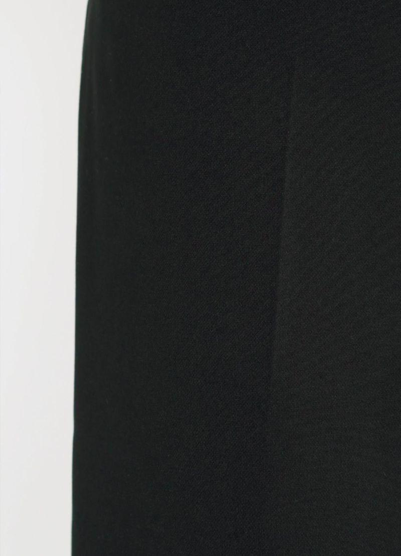 着用イメージ 155cm ブラック