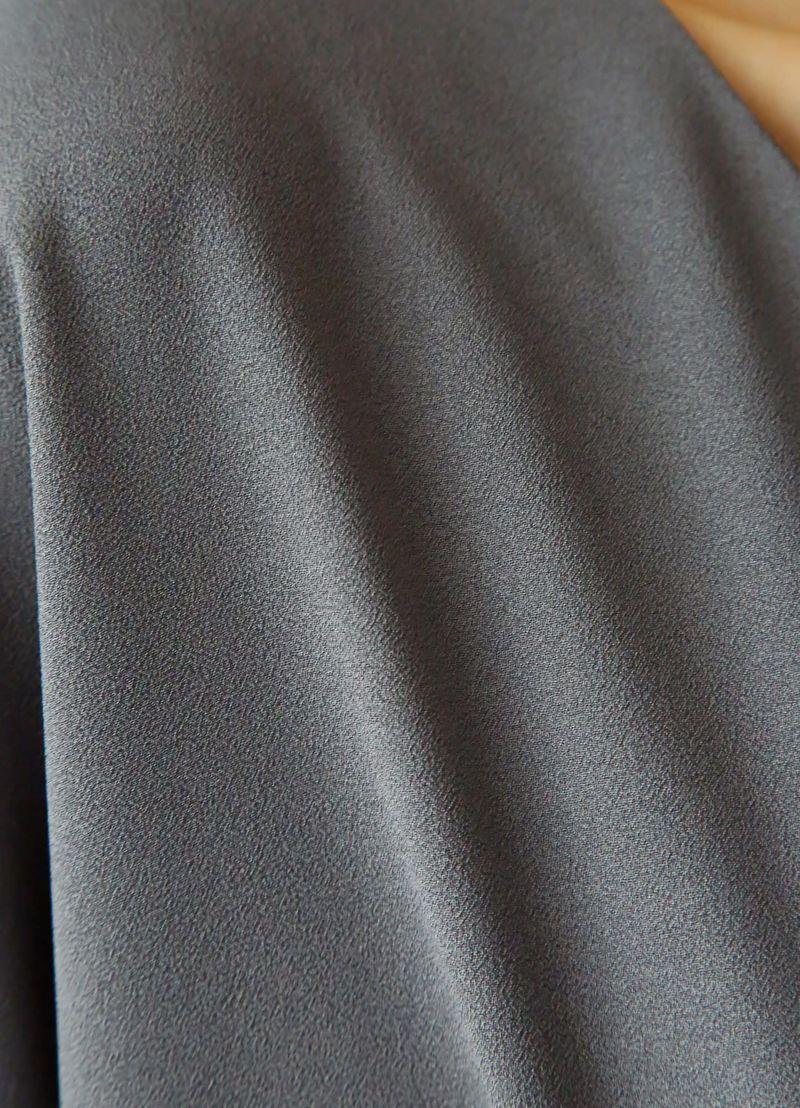 着用イメージ 168cm グレー