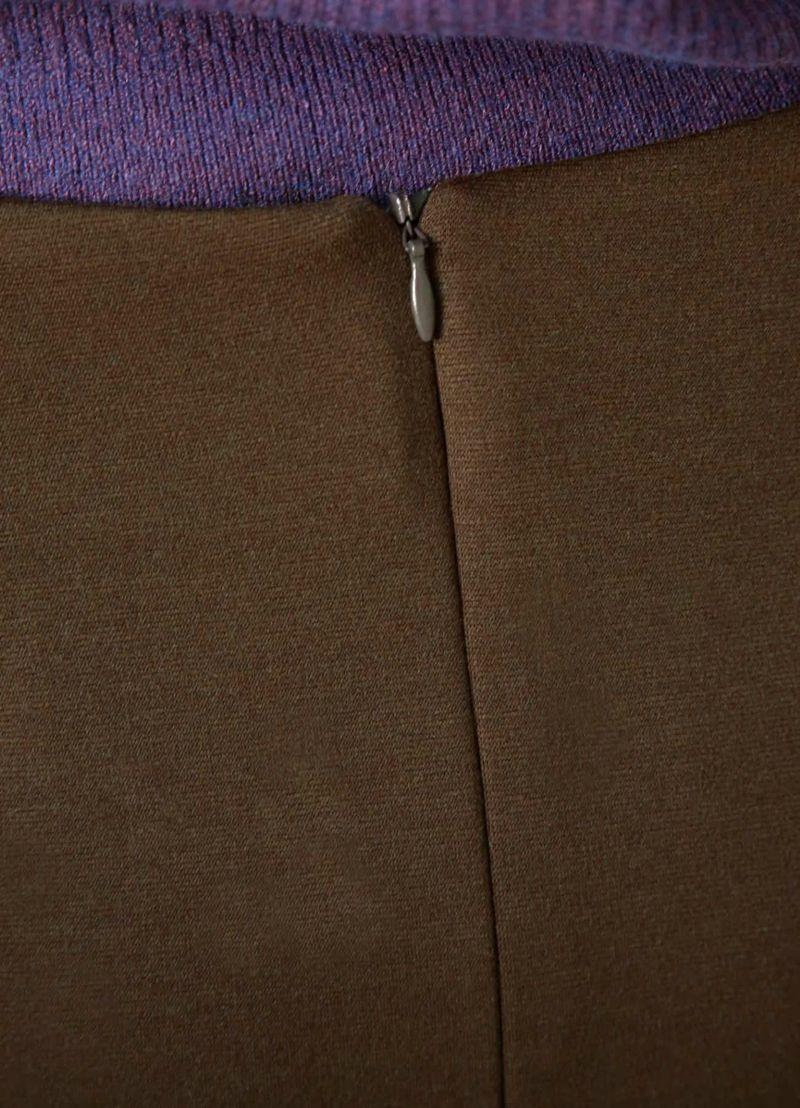 着用イメージ 168cm 着用サイズ S オリーブブラウン