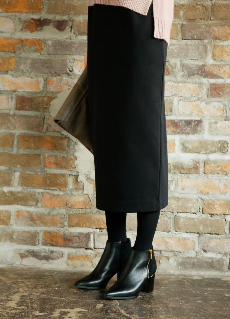 着用イメージ 168cm 着用サイズ S ブラック