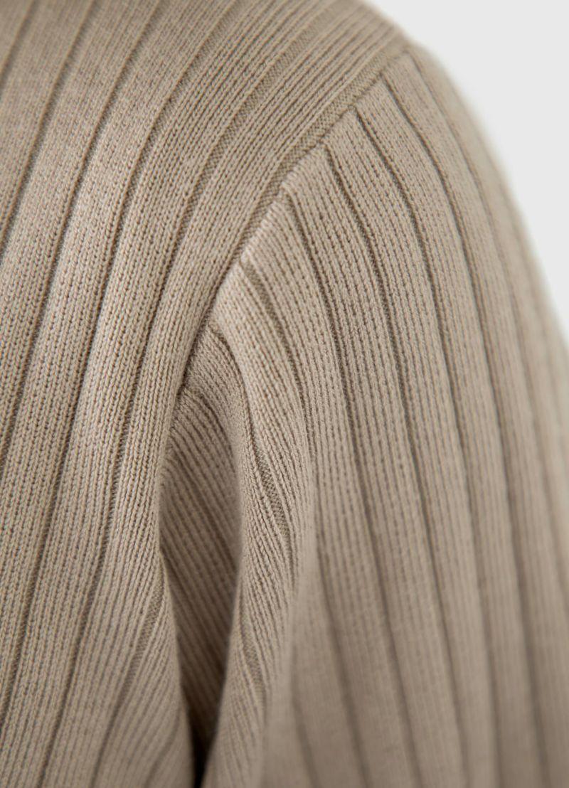 着用イメージ 166cm ライトオーク 着用サイズ 02