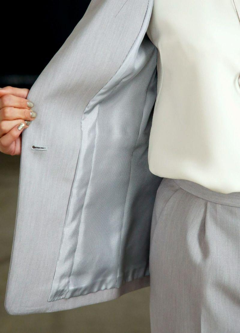 着用サイズ 169cm ライトグレー
