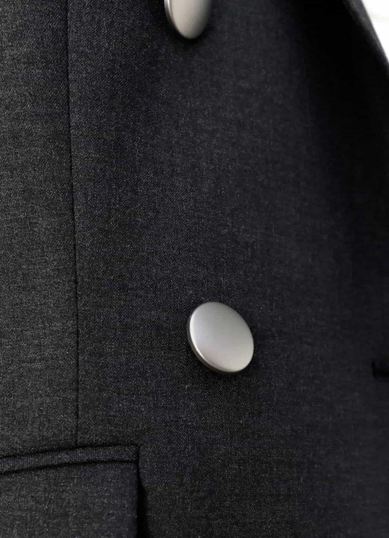 着用イメージ 167cm ライトブラック 着用サイズ M