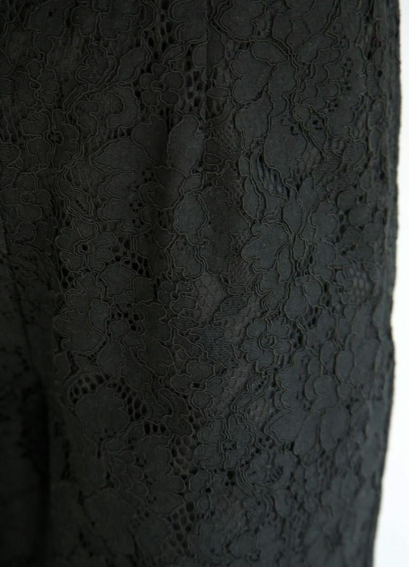 着用イメージ 166cm ブラック 着用サイズ:S