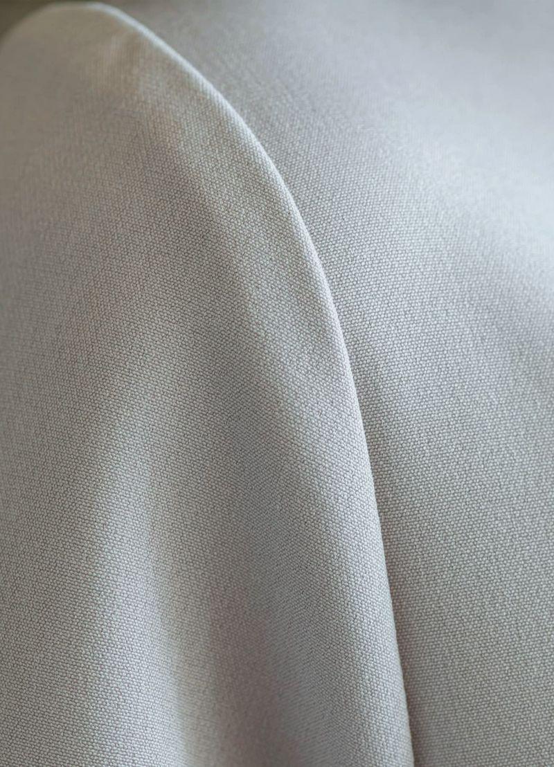 着用イメージ 168cm ライトグレー