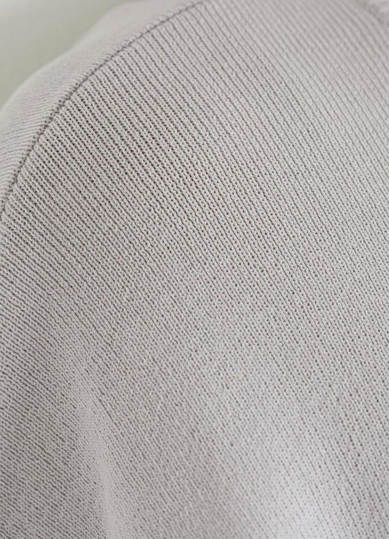 着用イメージ 166cm ブラック