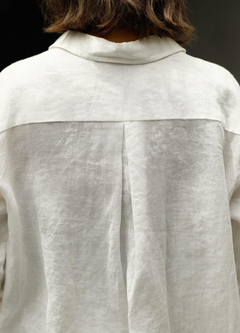 着用イメージ 157cm ホワイト
