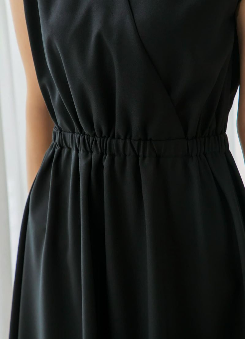 着用イメージ 169cm ブラック