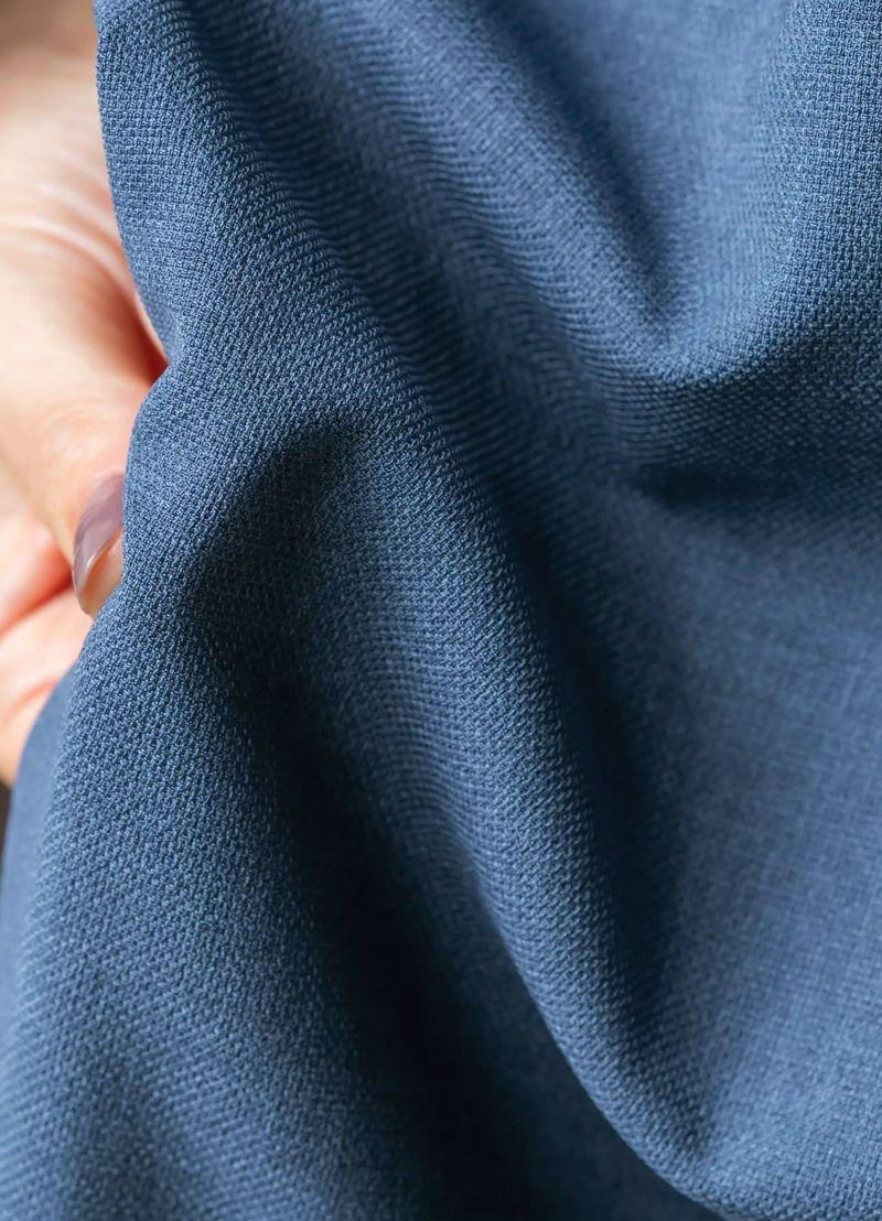 着用イメージ 169cm ブルー