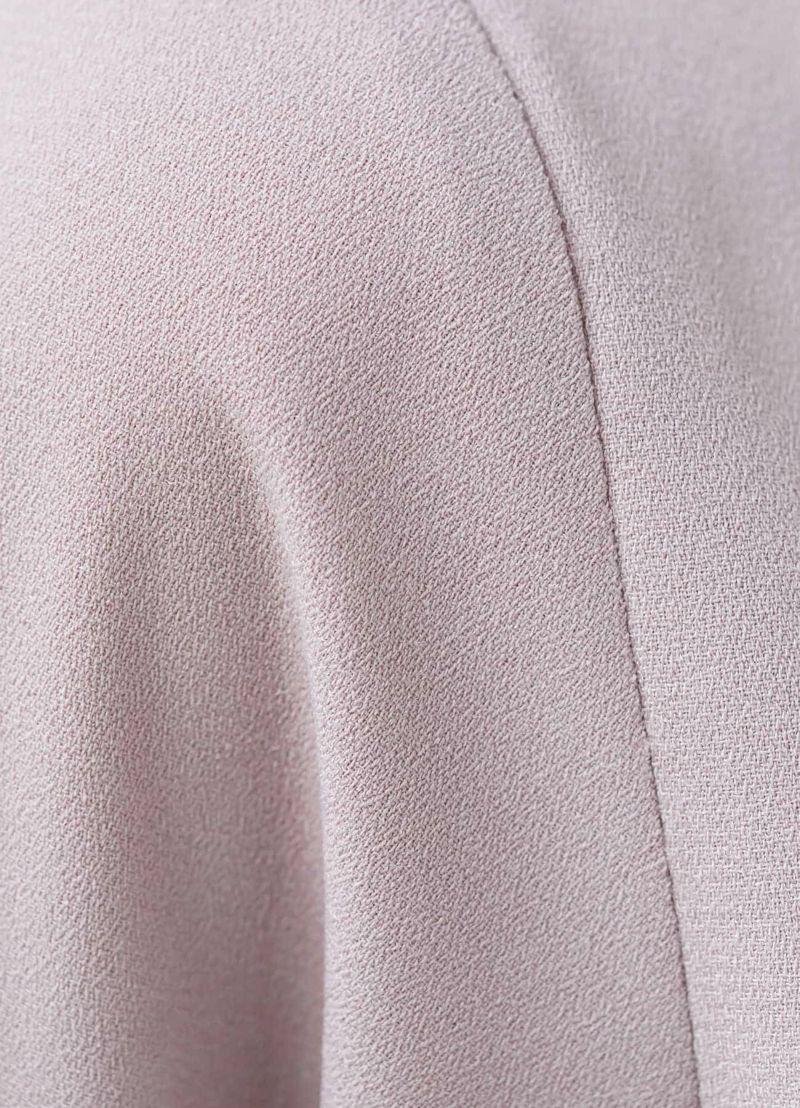 着用イメージ 169cm モーヴピンク 着用サイズ:S
