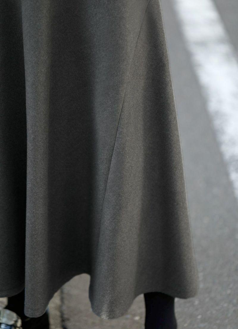 着用イメージ 157cm ミドルクレー Sサイズ