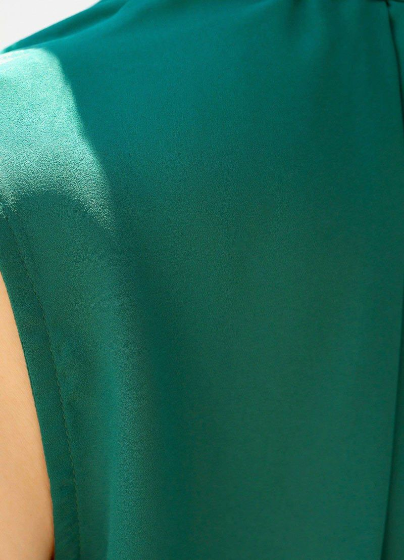 着用イメージ 168cm グリーン