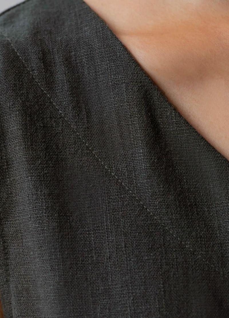 着用イメージ 168cm 着用サイズ 02 チャコール