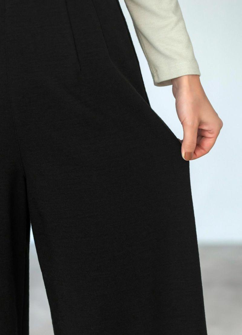 着用イメージ 168cm 着用サイズ 02 ブラック
