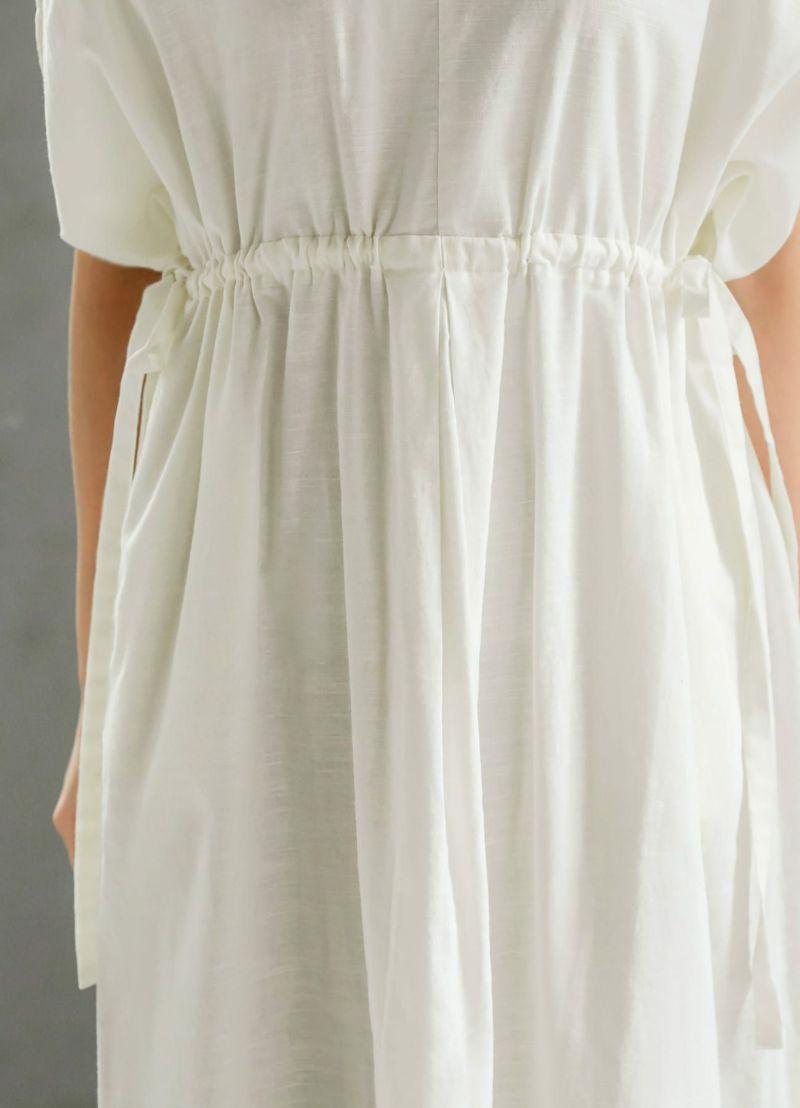 着用イメージ 170cm 着用サイズ 02 ホワイト