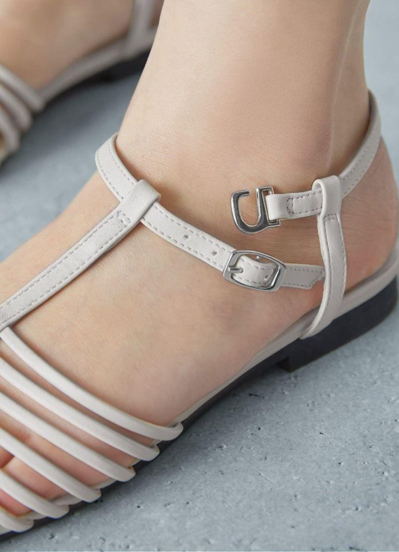 着用イメージ 170cm ホワイト