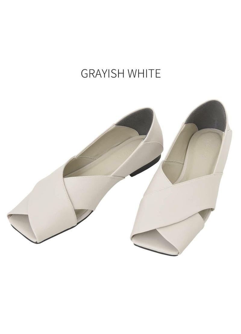グレイッシュホワイト