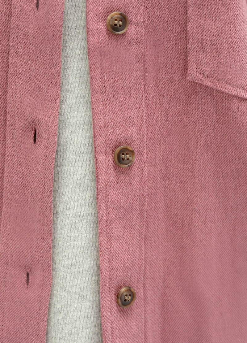 着用イメージ 166cm ローズピンク
