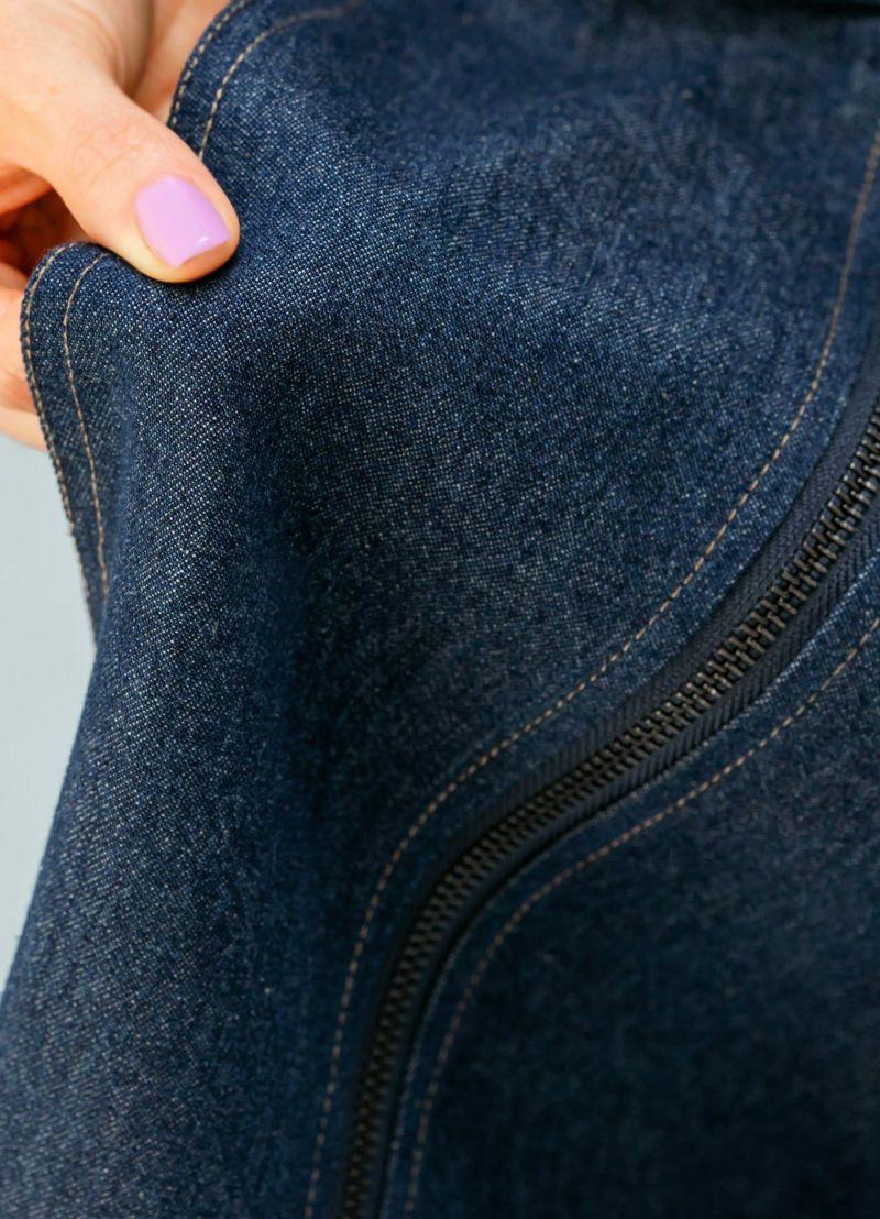 着用イメージ 166cm 着用サイ02ズ 02 ブルー