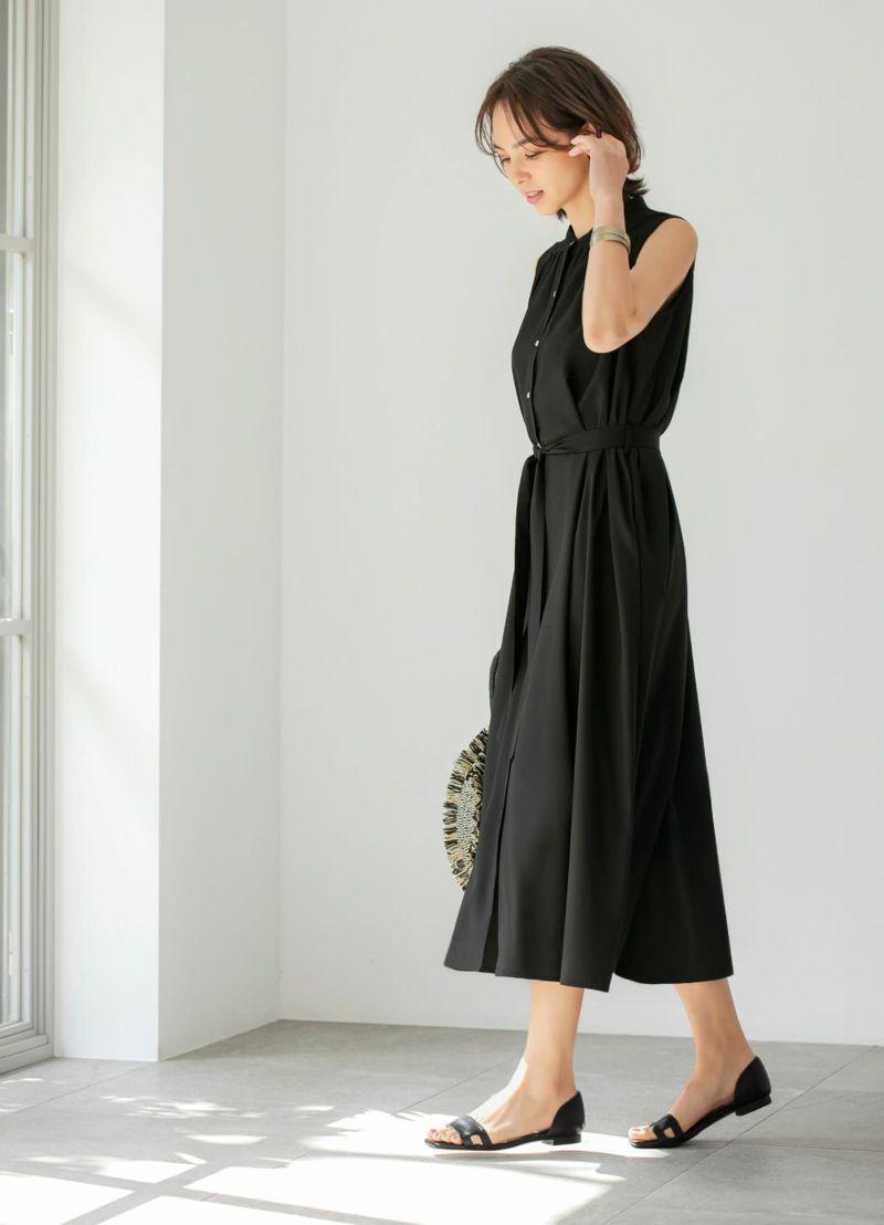 着用イメージ 168cm ブラック 着用サイズ:02