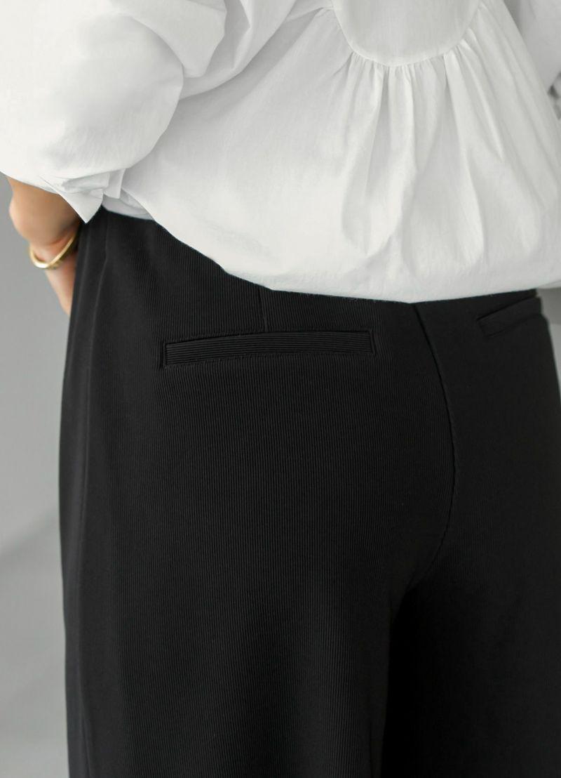 着用イメージ 166cm ブラック Sサイズ