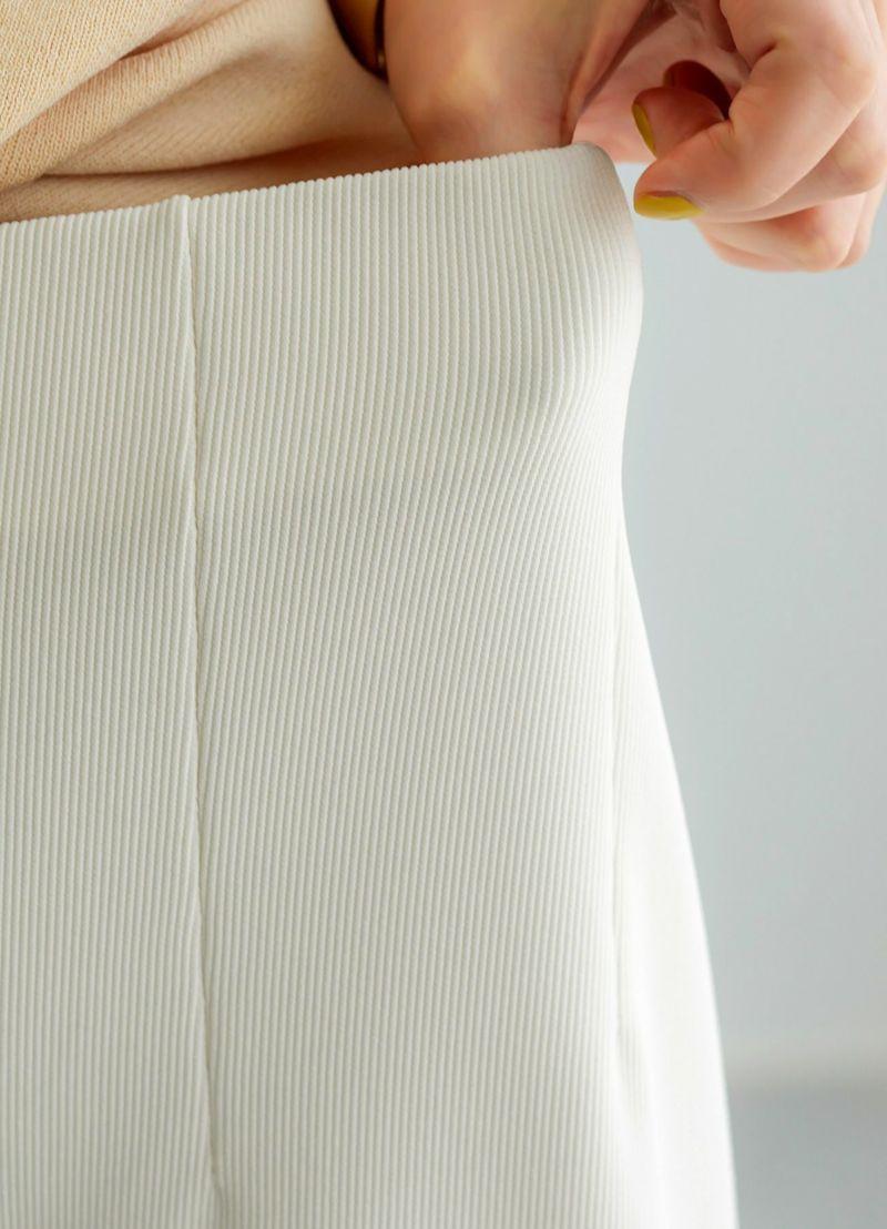 着用イメージ 170cm オフホワイト Sサイズ