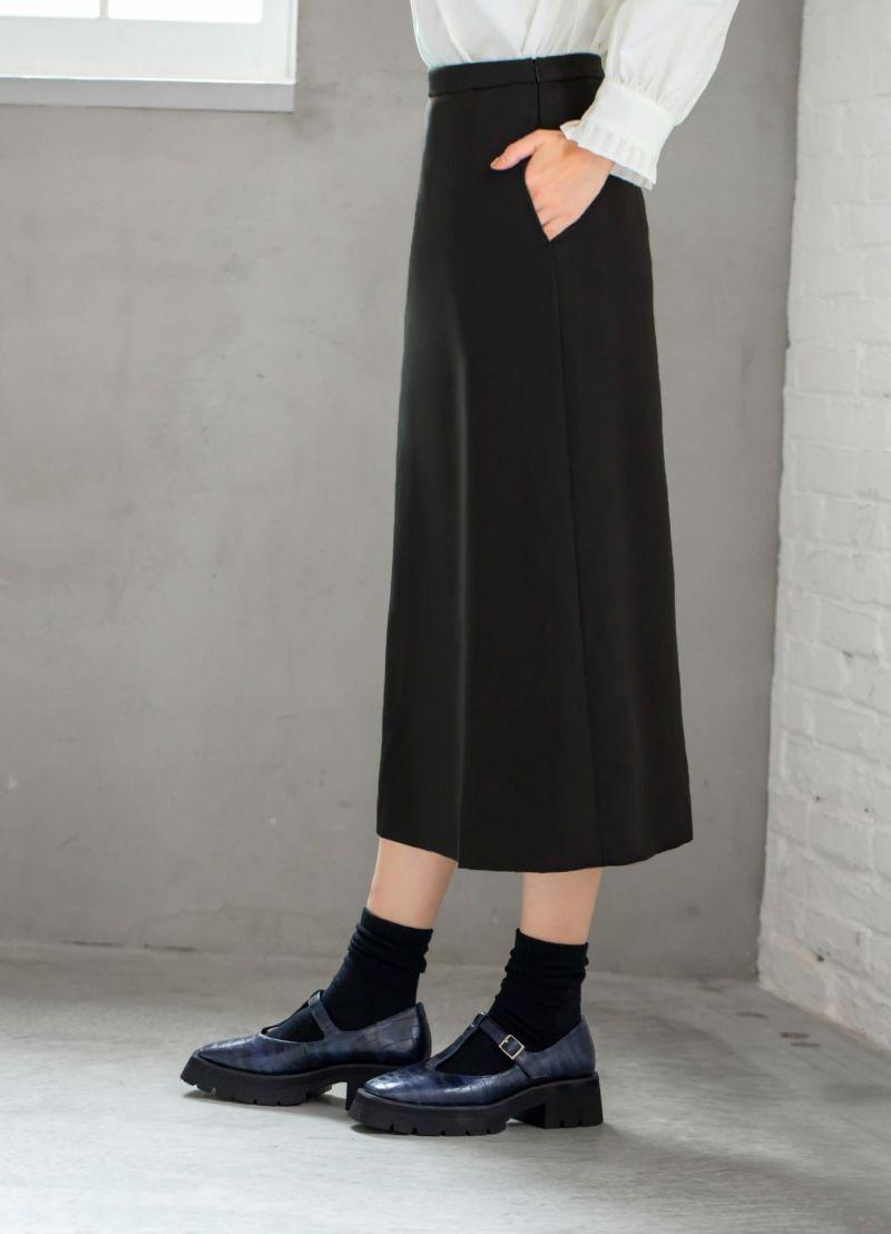 着用イメージ 170cm ブラック 着用サイズ:S